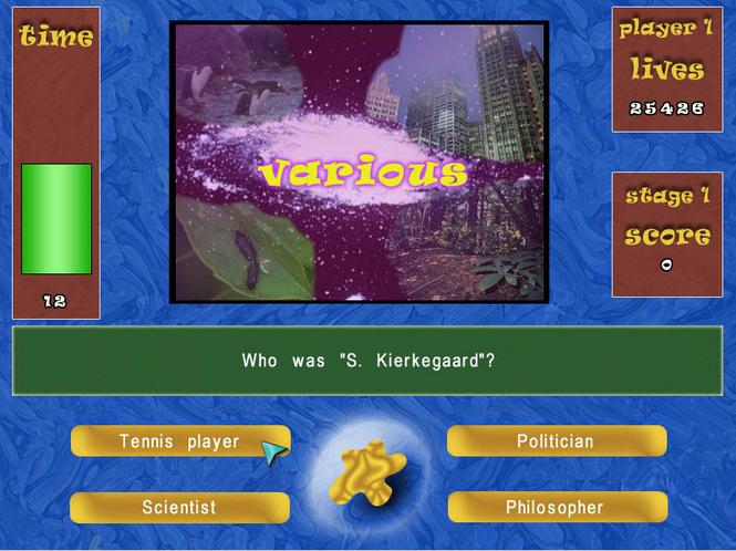 Quizland (Mac) Screenshot 1