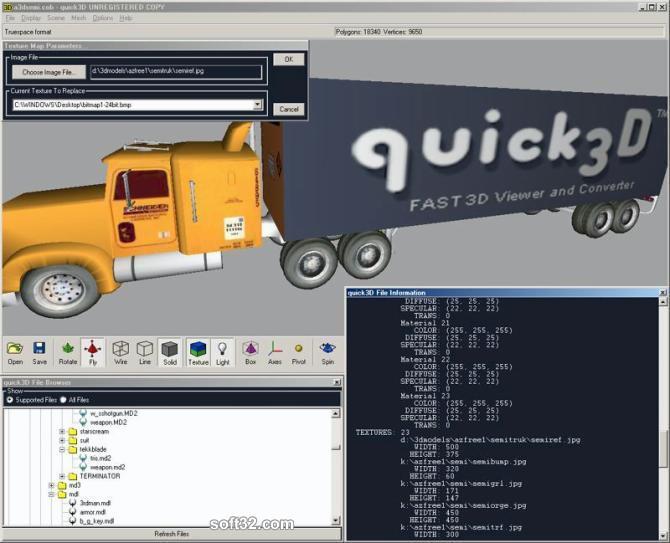 quick3D Professional Screenshot 2