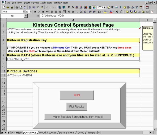 Kintecus Screenshot 1