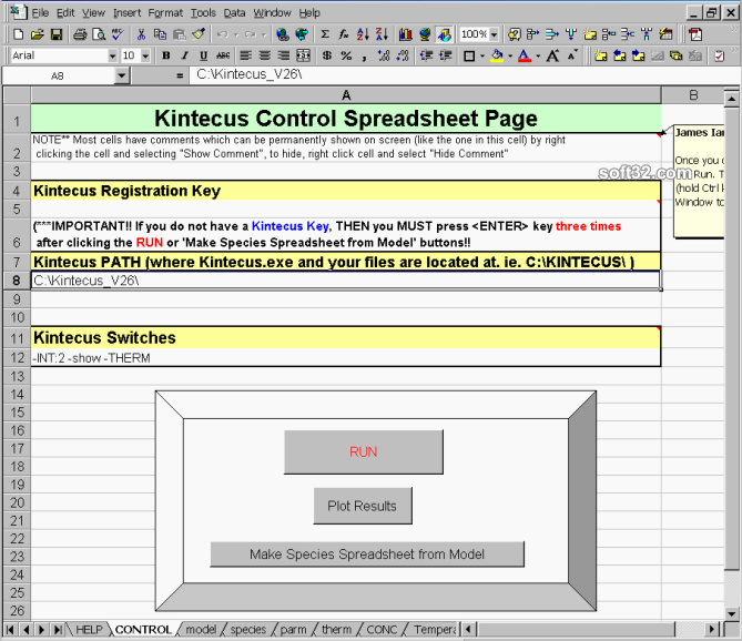 Kintecus Screenshot 3