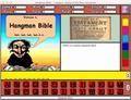 Hangman Bible for the Macintosh 1