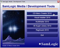 SamLogic CD-Menu Creator 1