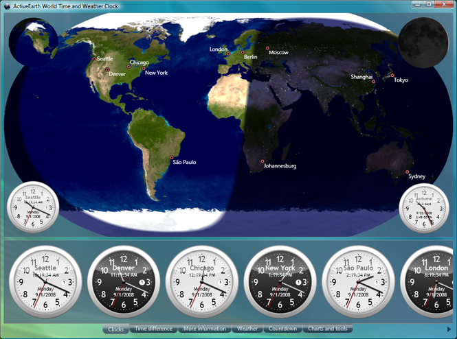 ActiveEarth Screenshot