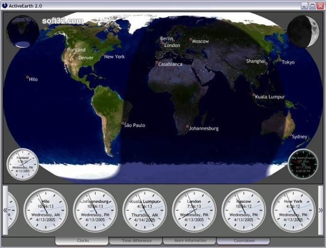 ActiveEarth Screenshot 3