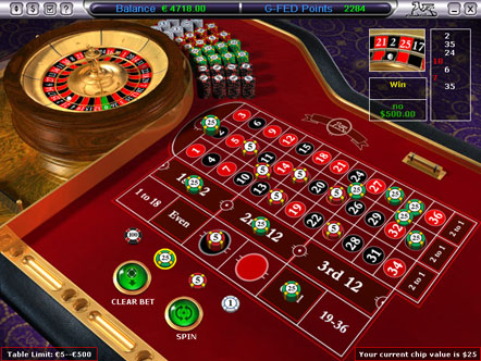 Win Now! Casino Screenshot 1