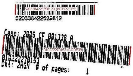 Barcode Reader SDK Screenshot 3