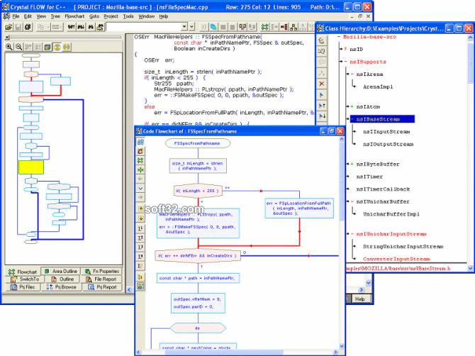Crystal FLOW for C++ Screenshot 2
