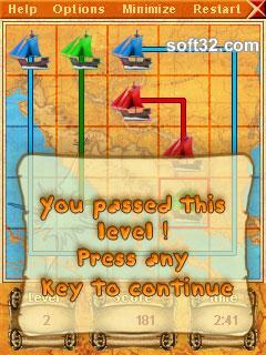 Sea puzzle for Pocket PC Screenshot 3