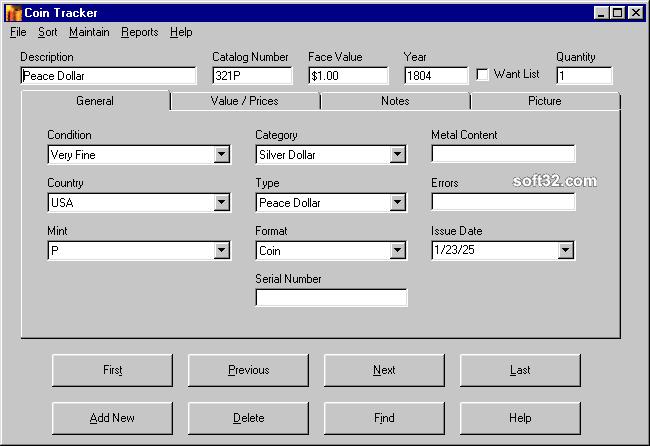 Coin Tracker Screenshot 3