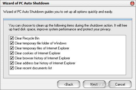 PC Auto Shutdown Screenshot 4
