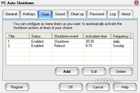 PC Auto Shutdown Screenshot 5