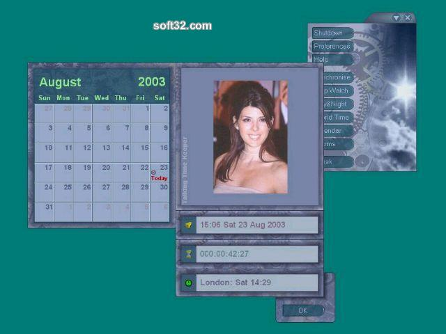 Talking Time Keeper Screenshot 2
