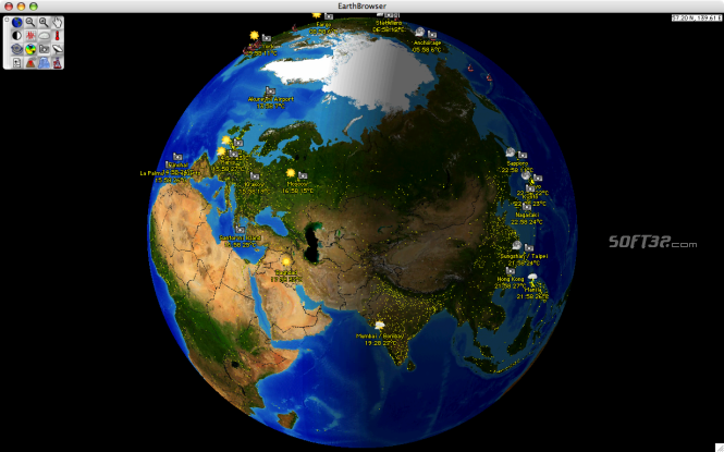 EarthBrowser Screenshot 7