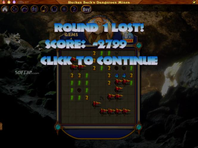 Dangerous Mines Screenshot 3