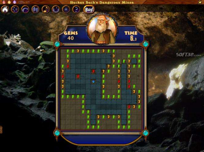 Dangerous Mines Screenshot 6