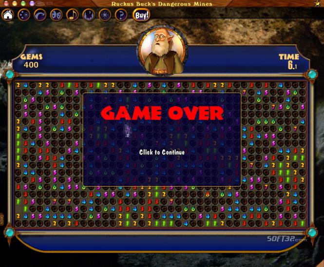 Dangerous Mines Screenshot 8