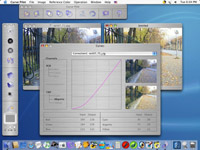 Curve Pilot for Mac Screenshot 1