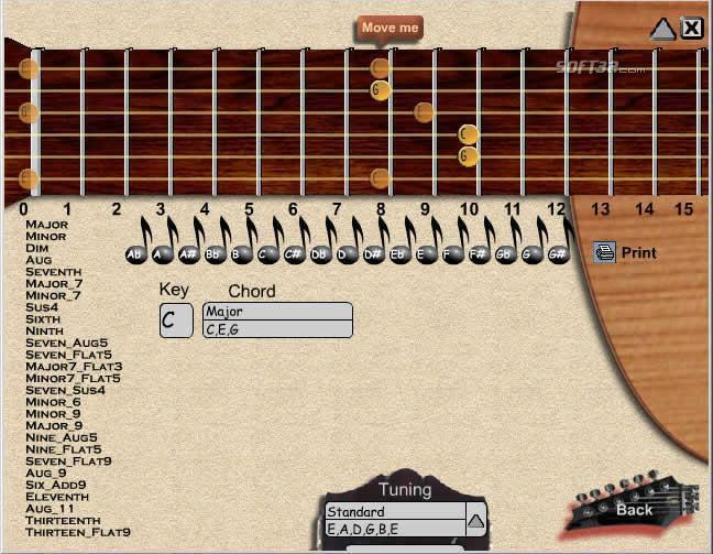 ChordSMART Screenshot 3