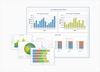 AnyChart Flash Chart Component Screenshot