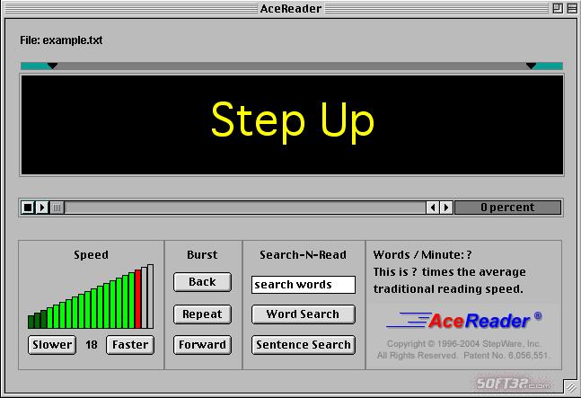 AceReader (For Mac) Screenshot 2