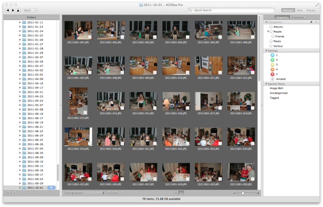 ACDSee Pro (Mac) Screenshot 2