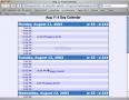 aCalendarForge 3