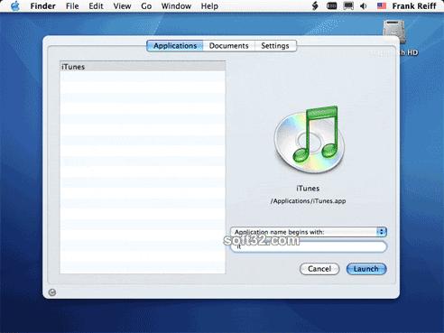 A Better Finder Launcher Screenshot 2