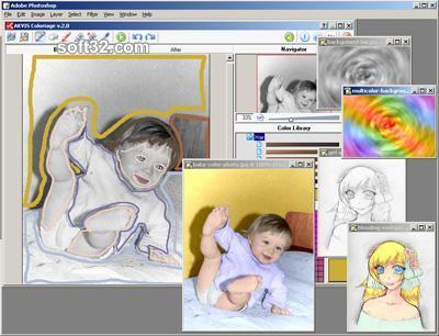 AKVIS Coloriage Screenshot 2