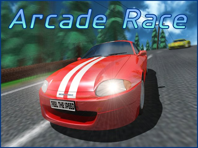 Arcade Race Screenshot