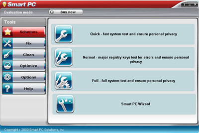 Smart PC Demo Screenshot 1