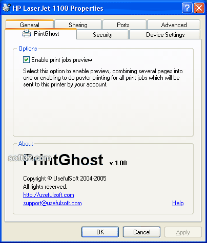 PrintGhost Screenshot 2
