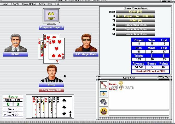 Kaiser Network Screenshot 3