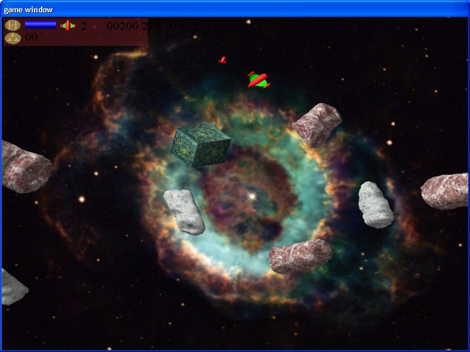 Astro Hunter 3D Deluxe Screenshot 1