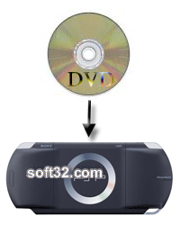 Xilisoft DVD to PSP Suite Screenshot 3