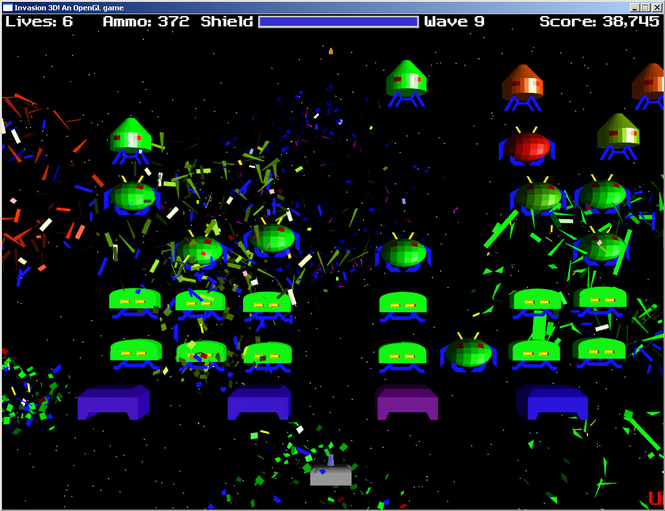 Invasion 3D Screenshot 1