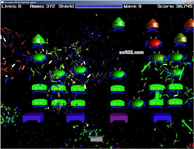 Invasion 3D Screenshot 2