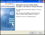 Active Web Reader Customizer Screenshot 2