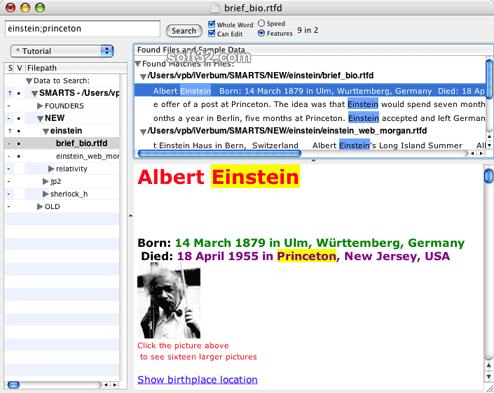 iVerbum Screenshot 1