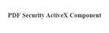PDF Security ActiveX 1