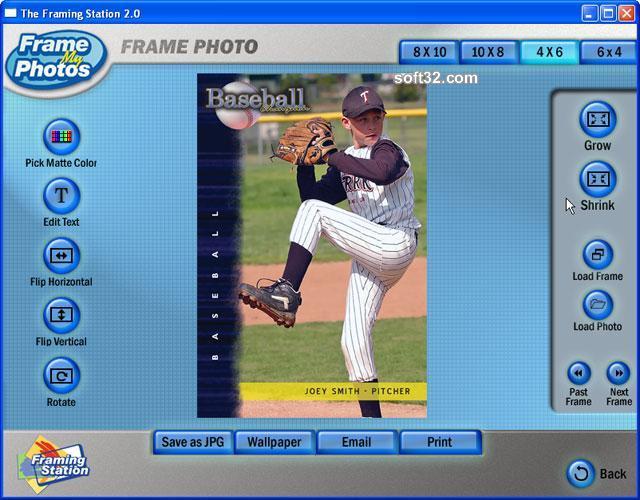 Framing Station Screenshot 2