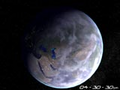 Home Planet Earth 3D Screensaver 1