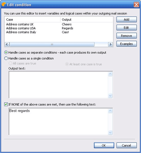 Easy Mail Merge Outlook Add-in Screenshot