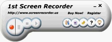 1st Screen Recorder Screenshot