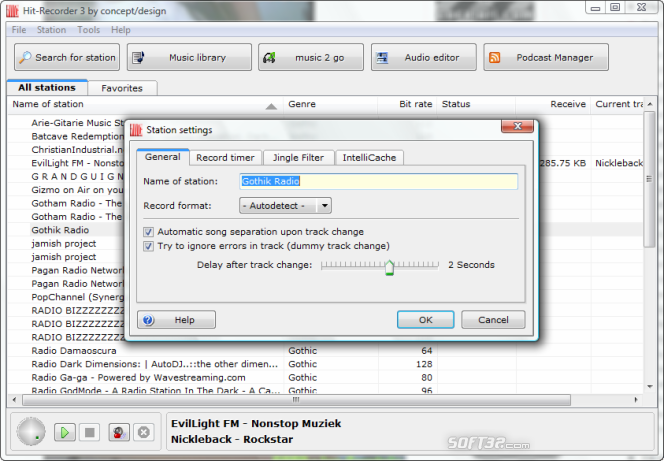 Hit-Recorder Screenshot 3