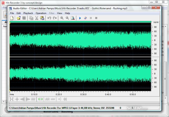 Hit-Recorder Screenshot 4
