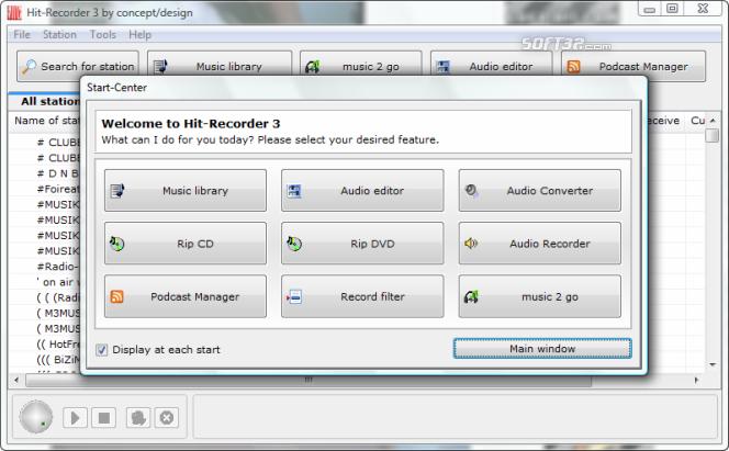 Hit-Recorder Screenshot 7