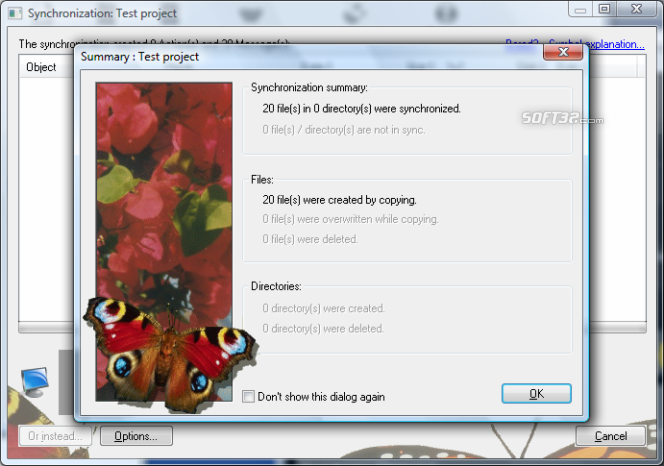 Easy2Sync for Files Screenshot 8