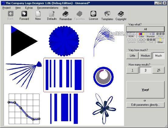 Company Logo Designer Screenshot
