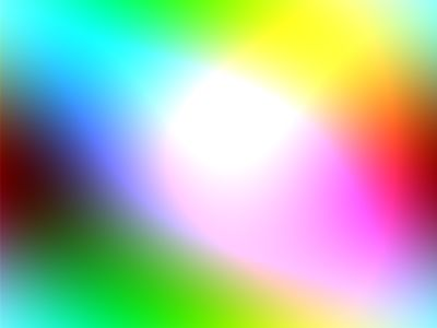 Gradient Screensaver Screenshot