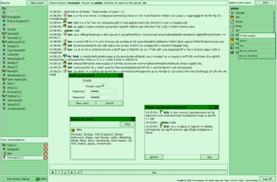 Chat80 Basic Screenshot 1